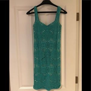 Free People Fitted Dress